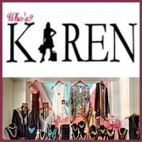 Who's Karen? Boutique