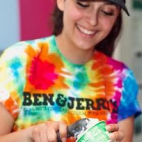 Ben & Jerry's Scoop Shop