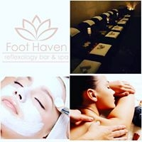 Foot Haven Reflexology Bar