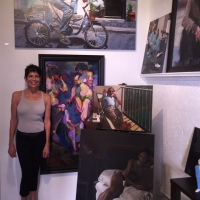 Stacy Balmuth Studio Downtown Delray Beach