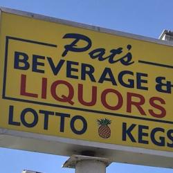 Pat's Discount Beverage