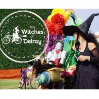 The Witches of Delray 10th Annual Witches Ride