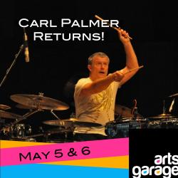 Carl Palmer Returns!