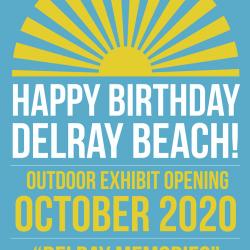 Celebrating Delray's Birthday!