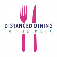 Distanced Dining in the Park