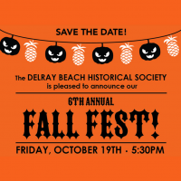 The Delray Beach Historical Society Fall Fest