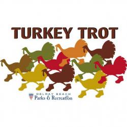 Delray Beach Turkey Trot 5k Run & Walk Along A1A