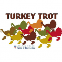 Delray Beach Turkey Trot 5k Run & Walk Along A1A