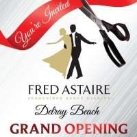 Fred Astaire Dance Studio Grand Opening!
