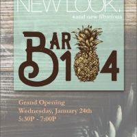 Bar 104 Grand Opening