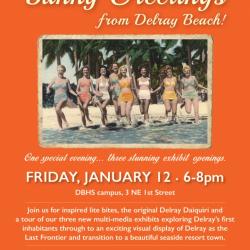 """Sunny Greetings"" from Delray Beach"