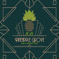 PINEAPPLE GROVE ART & MUSIC FEST