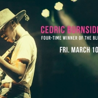 Cedric Burnside Project at Arts Garage