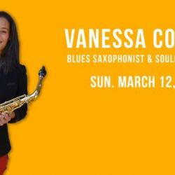 Vanessa Collier at Arts Garage