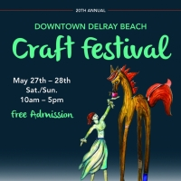 20th Annual Downtown Delray Beach Craft Festival