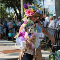 16th Annual Easter Bonnet Pet Parade