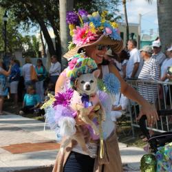 16th Annual Easter Bonnet Pet Parade