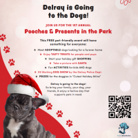 1st Annual Pooches & Presents in the Park