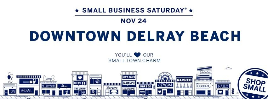 Mark Your Calendars For Small Business Saturday In