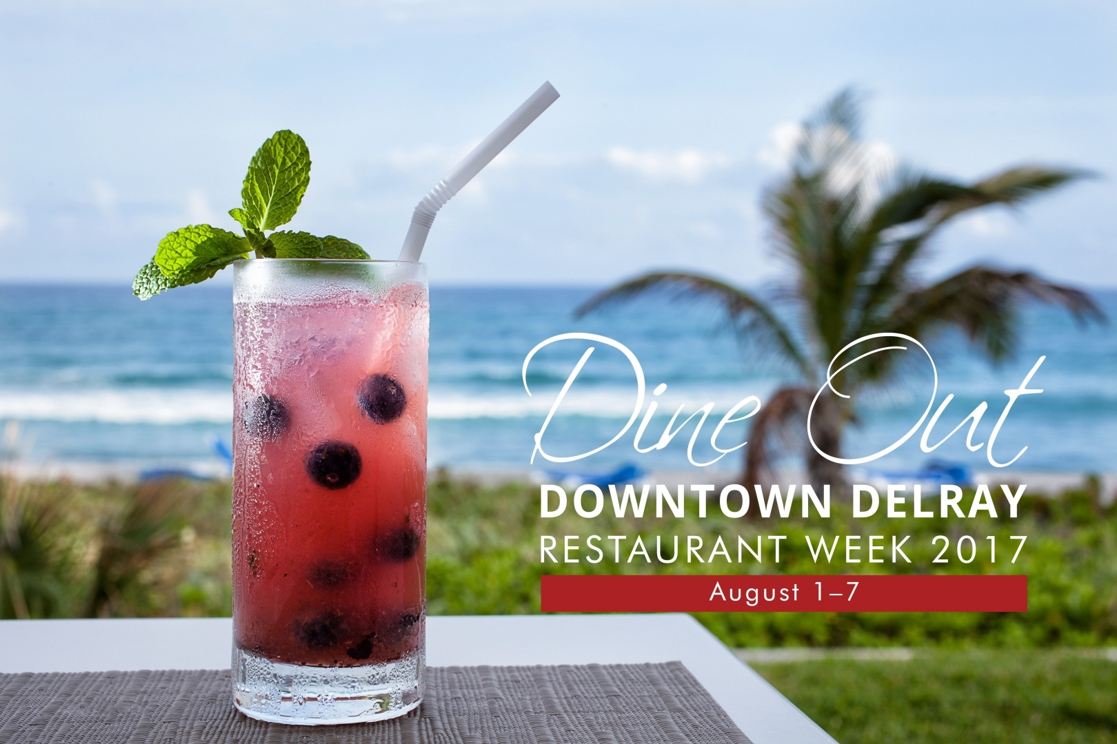 Dine Out Downtown Delray Restaurant Week 2017 Downtown