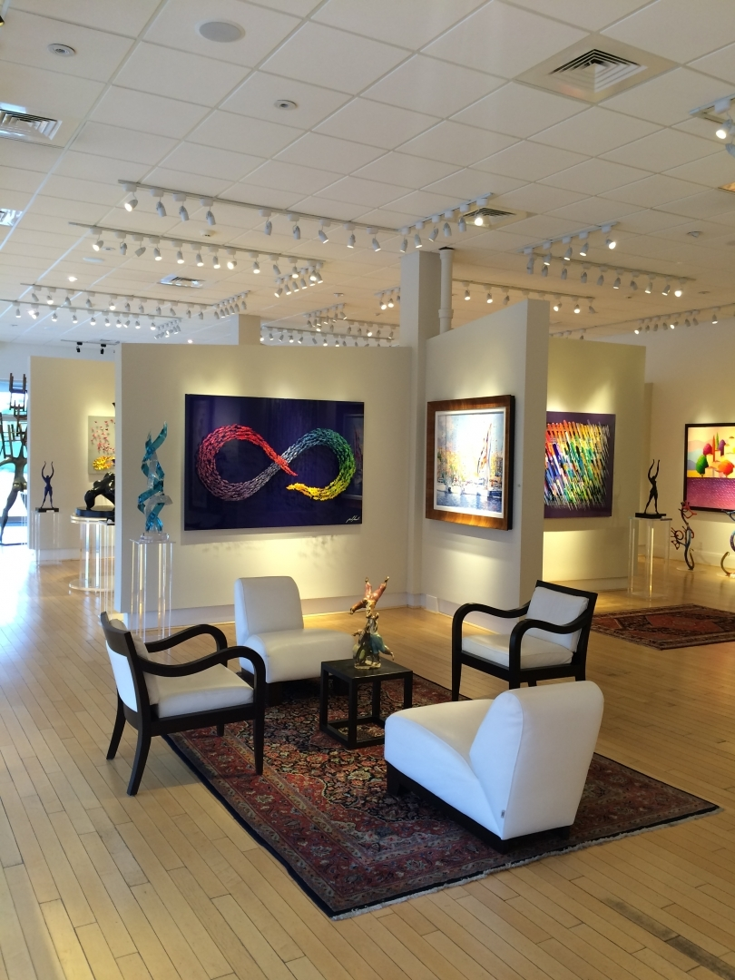 Blue Gallery Downtown Delray Beach