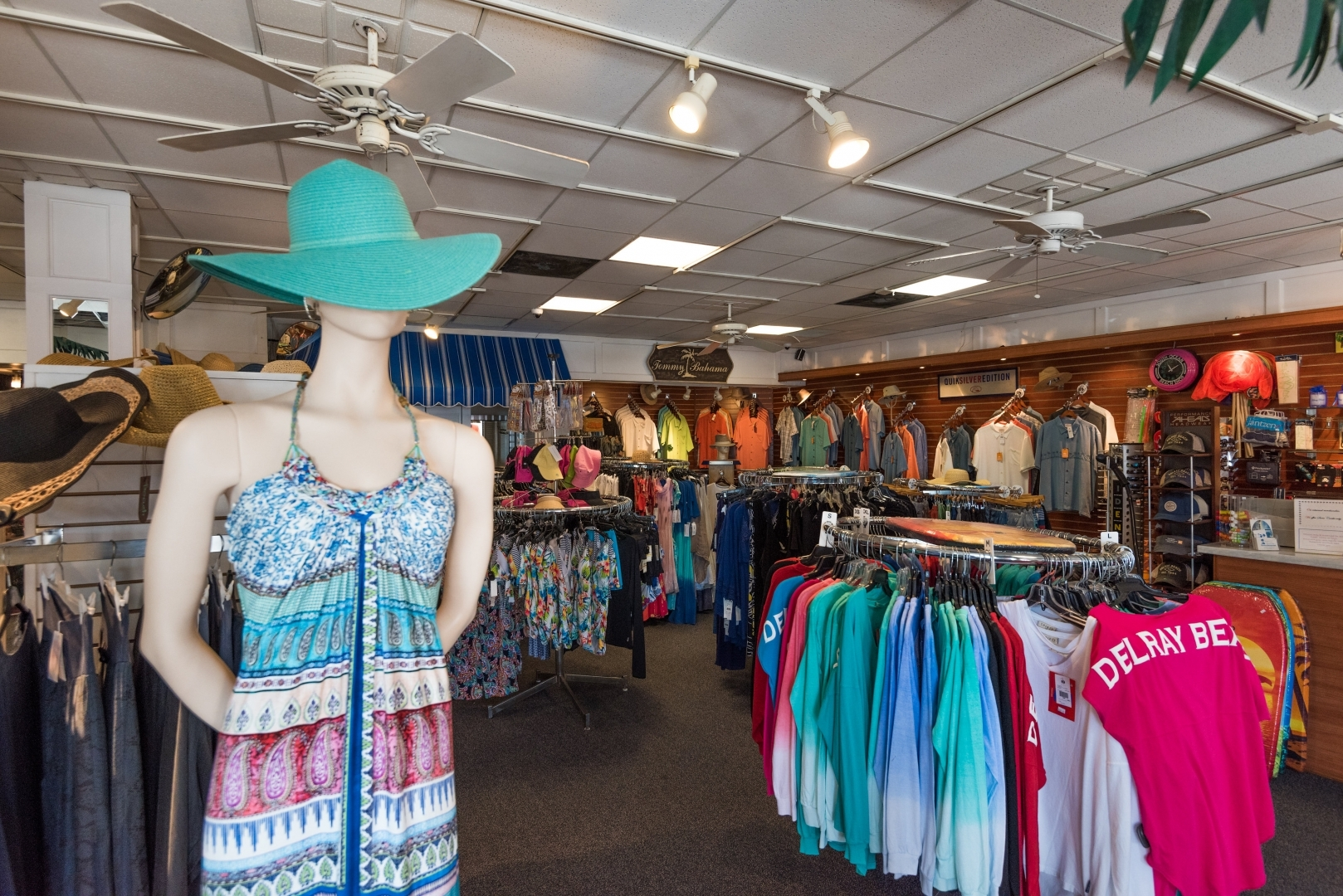 South Ocean Beach Shop Downtown Delray Beach