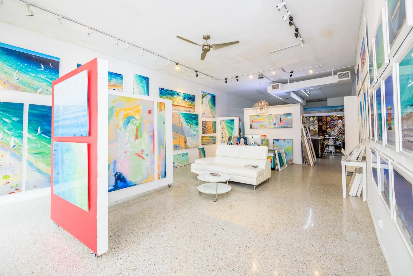 Delray Art & Framing Center   Downtown Delray Beach