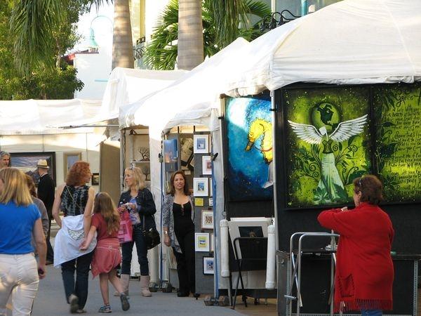 Th Annual Downtown Delray Beach Craft Festival