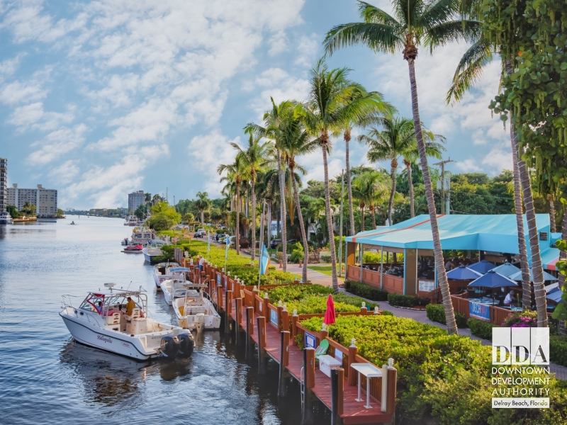 Photo Gallery Downtown Delray Beach