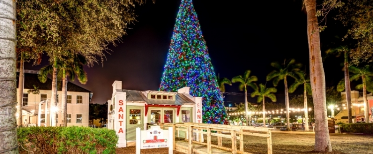 Celebrate The Holidays In Downtown Delray Beach Downtown