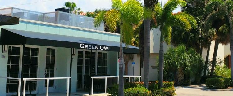 Green Owl Restaurant Delray Beach Fl