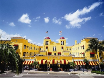 Visiting Downtown Downtown Delray Beach