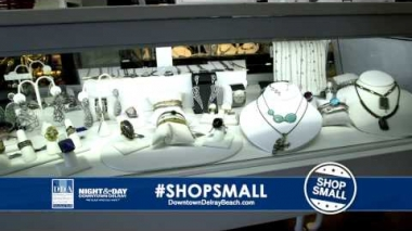 Downtown Delray Beach- Shop Local, Shop Small!