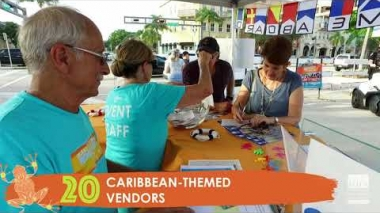 Frog Alley Caribbean Festival | Downtown Delray Beach