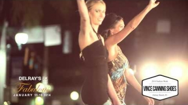 Downtown Delray Fabulous Fashion Week - Teaser - 2014
