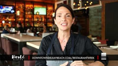 Brule Bistro - Dine Out Downtown Delray Restaurant Week 2019