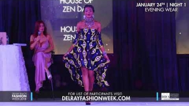 Delray Beach Fashion Week 2018 - Opening Night