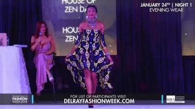 Delray Beach Fashion Week 2018 - Opening Night