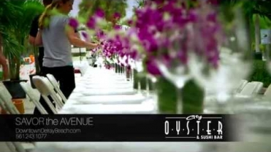 Downtown Delray's Savor The Avenue