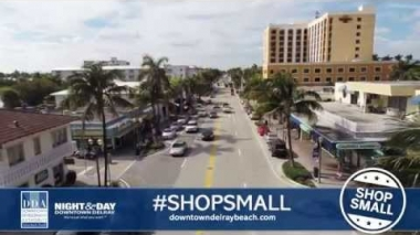 Delray Beach Downtown #ShopSmall