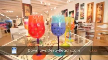Inside Downtown Delray Beach: Shopping TV Commercial