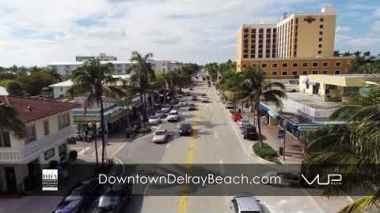Delray Beach DDA Mothers Day 2018 Shopping and Orchid Giveaway