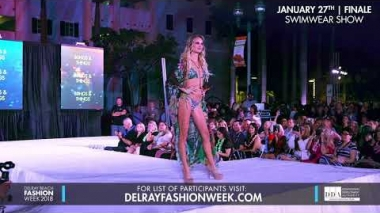 Delray Beach Fashion Week 2018 - Swim and Surf Show