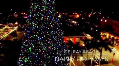 Delray Beach | Happy Holidays 2017