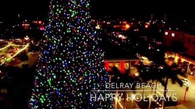 Delray Beach | Happy Holidays 2017