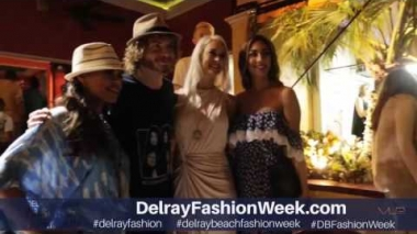 Downtown Delray's Fabulous Fashion Week 2016: Opening Night