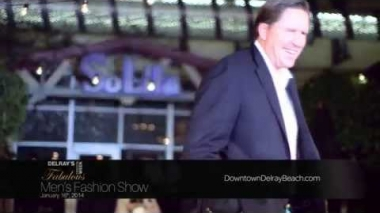 Delray's Fabulous Fashion Week 2014 - Men's Fashion Show