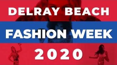 Game On Fashion Week 2020 | Downtown Delray Beach