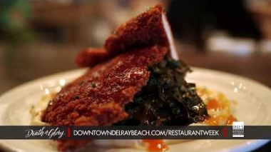 Dine Out Downtown Delray Restaurant Week 2018: Death or Glory
