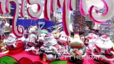 Delray Beach Happy Holidays 2016